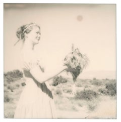 Maiden Dance (Chicks and Chicks) - Polaroid, Contemporary, Color