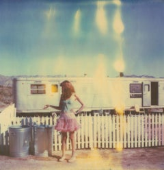 Making Magic - The Girl behind the White Picket Fence