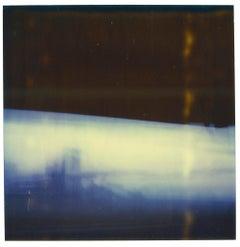 Manhatten, Stay, Contemporary, Abstract, Landscape, Polaroid, expired, Schneider