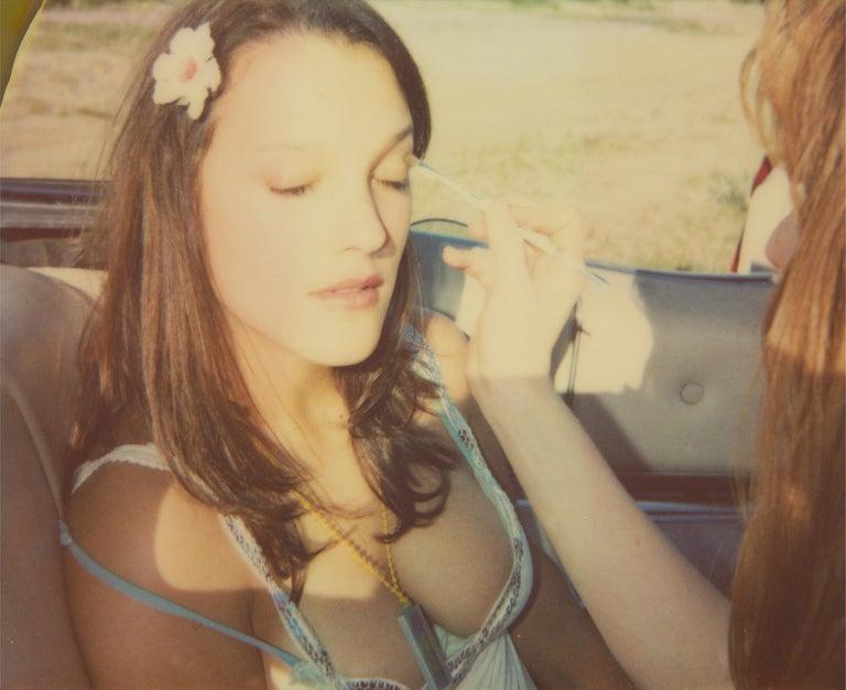 Stefanie Schneider Color Photograph - 'Margarita and Crystal' - Till Death do us Part