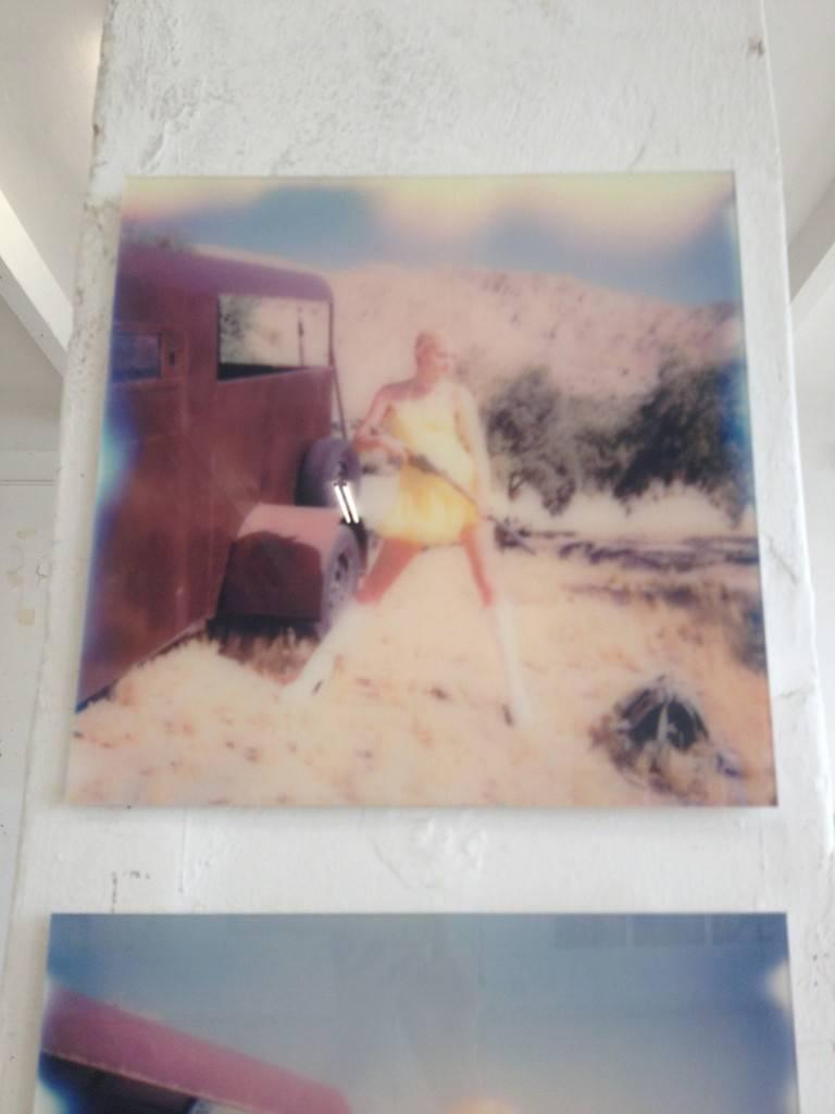 Marilyn - Heavenly Falls - 21st Century, Polaroid, Contemporary, Women For Sale 6