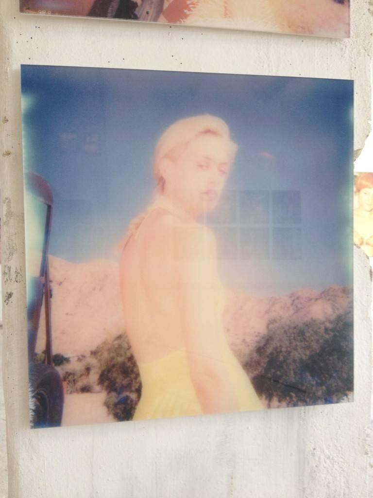 Marilyn - Heavenly Falls - 21st Century, Polaroid, Contemporary, Women For Sale 4