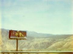 Marlboro (Stranger than Paradise) - Polaroid, Contemporary, billboard, color