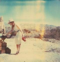 Memories of Love - Contemporary, 21st Century, Polaroid, Figurative, Woman