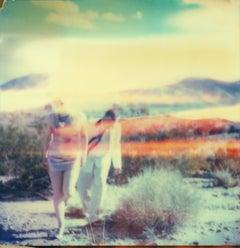 Memory of a Dream (29 Palms, CA) - Polaroid, 21st Century, expired, Contemporary