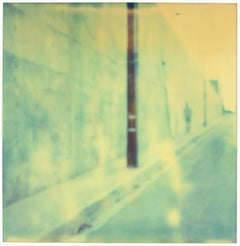 Mindscreen 5 - Contemporary, 21st Century, Polaroid, Figurative, Color