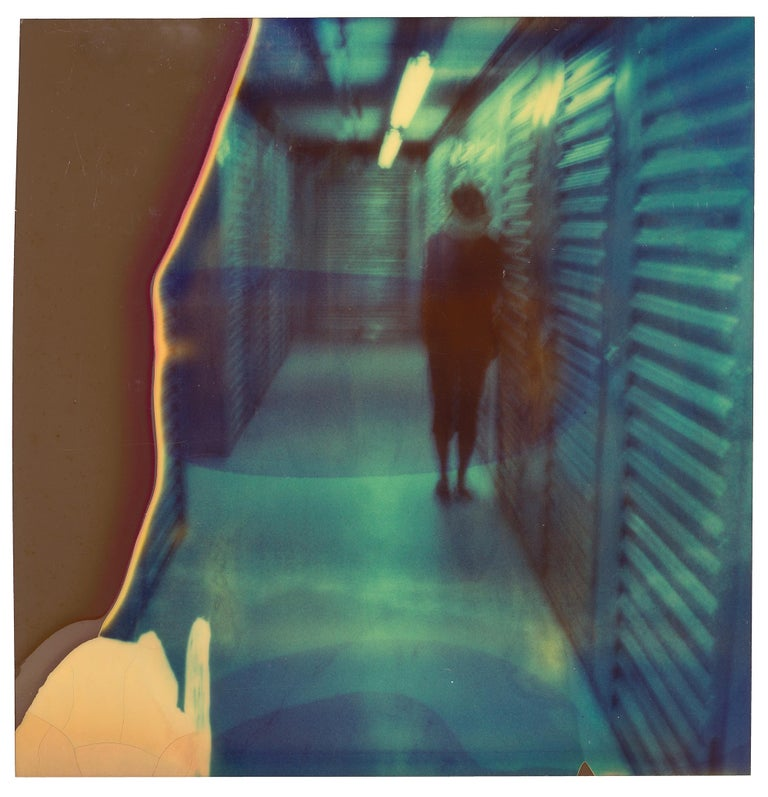 Nightmare (Suburbia) - Contemporary, Polaroid, Photography, Portrait For Sale 1