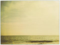 Ocean Blue (Stranger than Paradise), analog, mounted