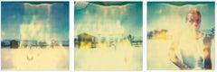 Ok Corral (Stranger than Paradise), triptych, analog, 58x56cm each