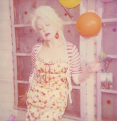Party is over (Cyndi Lauper) - record cover shoot