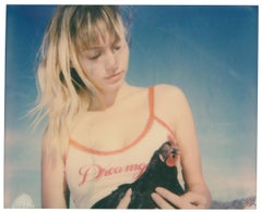 Penny Lane and Dreamgirl (Chicks and Chicks and sometimes Cocks) - Polaroid