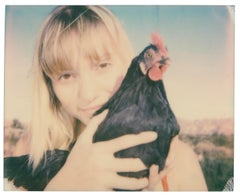Penny Lane (Chicks and Chicks and sometimes Cocks) - Polaroid, Contemporary