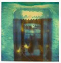 Phone Booth - Mindscreen 10 - Contemporary, 21st Century, Polaroid, Figurative