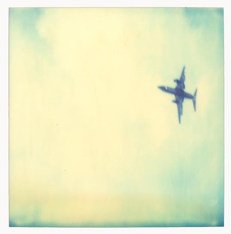 Planes (Stranger than Paradise) 6 pieces - 119x180cm, Polaroid, 20th Century - Photograph by Stefanie Schneider