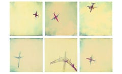Planes (Stranger than Paradise) 6 pieces - 119x180cm, Polaroid, 20th Century