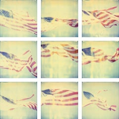 Primary Colors - Contemporary, Figurative, Icons, Polaroid, Photograph, expired