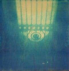 Reflection (Suburbia) - Contemporary, Polaroid, Photography