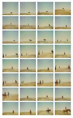 Renée's Dream - Contemporary, Portrait, Women, Polaroid, 21st Century, Color