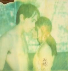 Renée's Dream XIII (Days of Heaven) - Landscape, Horse, Polaroid, 21st Century