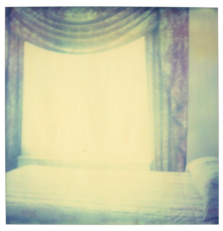 Stefanie Schneider Still-Life Photograph - Room No. 503 (Strange Love) analog, Polaroid, Contemporary, 21st Century