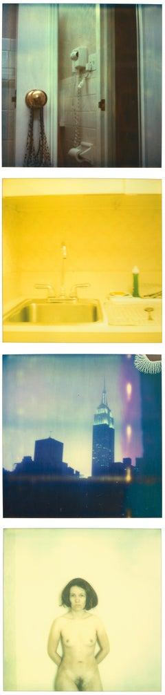 Shelbourne Hotel - Strange Love, 4 pieces, 100x100cm each