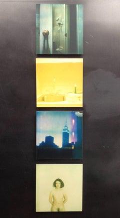 Shelbourne Hotel (Strange Love) - Nude, New York, Contemporary, Polaroid