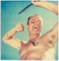 'Sitting Bull' from the movie Immaculate Springs - starring Udo Kier