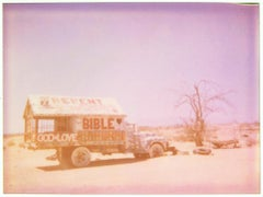 Slab City Bible Belt II - California Badlands