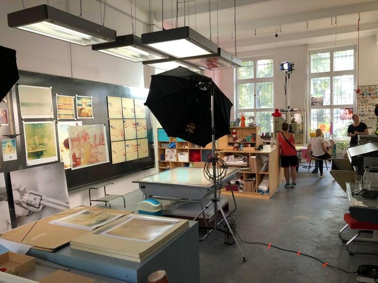 So Still - Contemporary, 21st Century, Polaroid, Figurative, Photograph, Nude For Sale 3
