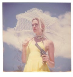 Solitaire Contemporary, 21st Century, Polaroid, Figurative Photography