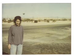 Stefanie on 29 Palms Highway - Spring Sale - 20th Century, Women, Polaroid