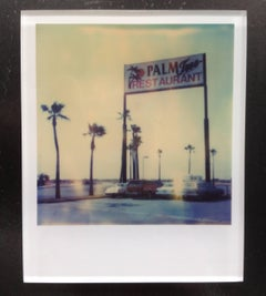 Stefanie Schneider Minis - Palm Tree Restaurant - Polaroid, 20th Century