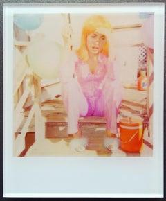 Stefanie Schneider Minis - The Party's over -based on a Polaroid, Radha Mitchell