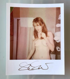 Stefanie Schneider Polaroid sized Minis - 'Hard Luck Princess' - signed, loose