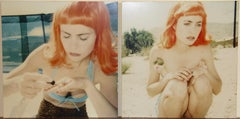Stefanie Schneider set of two photography Print. signed dated numbered