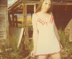 Stevie's new Dress (Sidewinder) - 21st Century, Polaroid, Contemporary, Women
