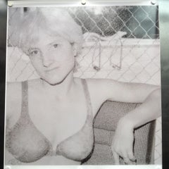 Stranger than Paradise II - Proof before Printing - Polaroid, Contemporary