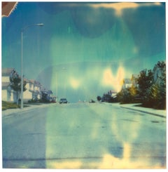 Suburbia II - Contemporary, Polaroid, Photography, Portrait