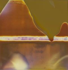 Summer Interlude I (Deconstructivism) - Contemporary, Expired Polaroid