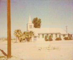 Sunday Church (Sidewinder) - 21st Century, Polaroid, Contemporary