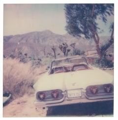 Tao's Place (Stranger than Paradise) - Polaroid, Contemporary, Landscape, Color