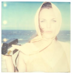 The Diva (Beachshoot) - Polaroid, Vintage, analog, Contemporary