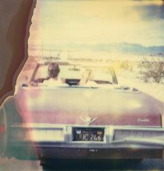 The End (Sidewinder) Artist Proof 2/2, last Edition - Analog, Polaroid, Color