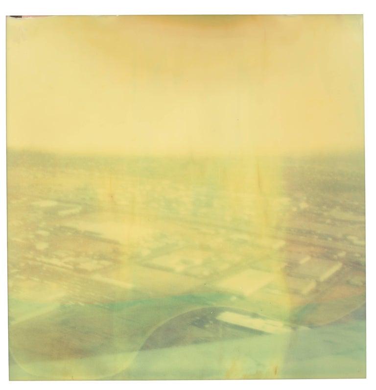 The Farmer's Wife's Dream, diptych, based on 2 SX-70 Polaroids - Photograph by Stefanie Schneider
