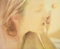 The Kiss (Sidewinder) - Polaroid, 21st Contemporary, Contemporary, Color