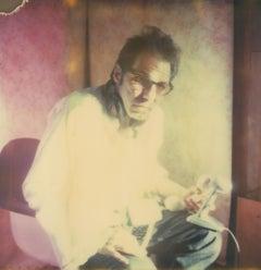 The Lonely Heart's DJ - Polaroid, Contemporary, Men, 21st Century, Color
