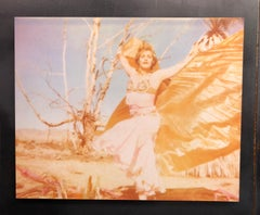 The Mystic - Contemporary, 21st Century, Polaroid, Figurative, Photograph