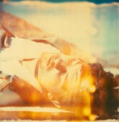 The Patriot - Contemporary, Figurative, expired, Polaroid, analog, 21st Century