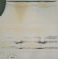 The Silence (Deconstructivism) - Contemporary, Expired Polaroid