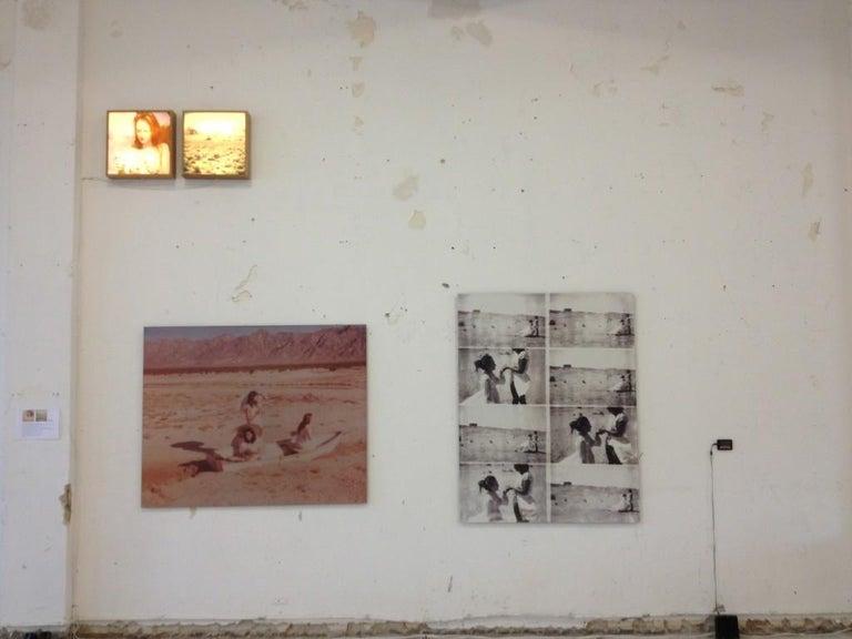 Till Death Do Us Part, Installation - 21st Century, Polaroid, Women, Photography For Sale 7